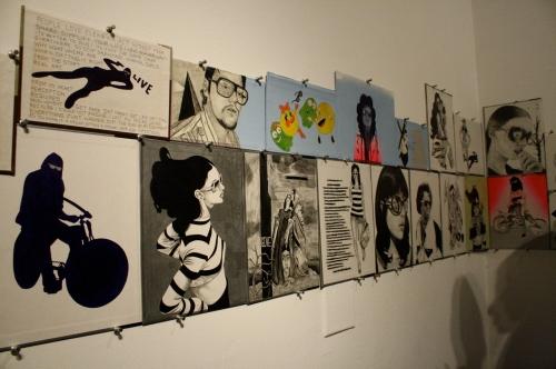 Work by Albert Reyes