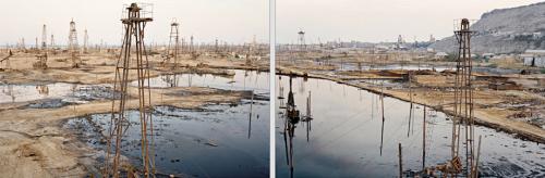 SOCAR Oil Fields #1ab, Baku, Azerbaijan, 2006